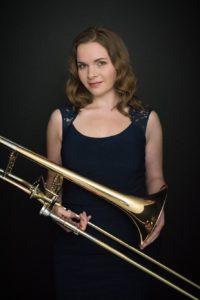 Rebecca Ford, Trombone soloist